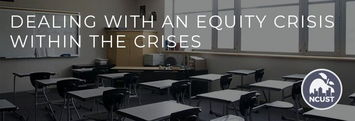 Dealing with an Equity Crisis within the Crises Blog Header